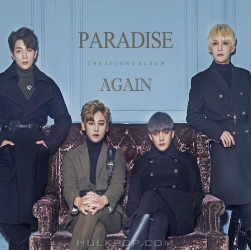 PARADISE – Again – EP
