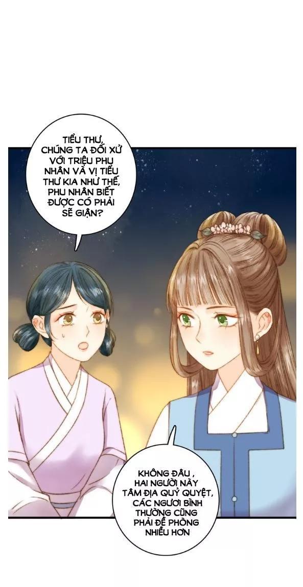 Nàng Phi Cửu Khanh - Thần Y Kiều Nữ chap 9 - Trang 11