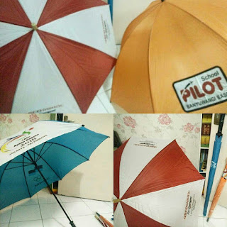 souvenir payung untuk souvenir peringatan kematian