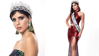 Viveka Hernández Lozano es Miss Perú Lima Centro 2020