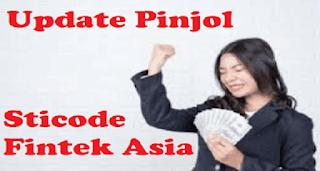 Update kumpulan pinjol dari Sticode dan Fintek Asia unduh via Sfile mobi