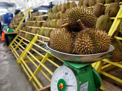 SS2 Durian Buffet Station