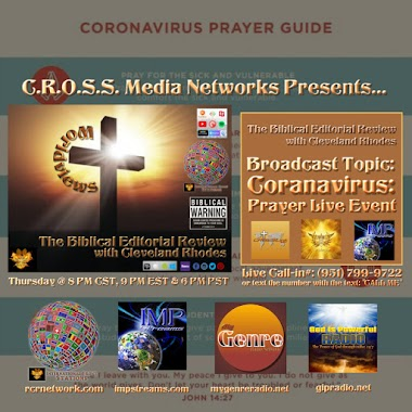 The Coronavirus Prayer Live Event
