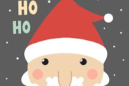 かわいいクリスマスタグ1