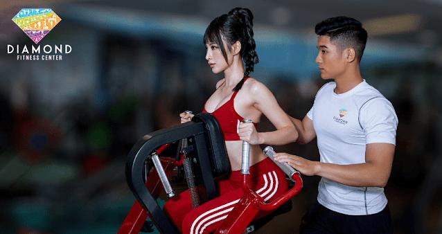 Diamond Fitness Center có mở chí nhanh phòng tập gym quận 5 tại Nguyễn Chí Thanh
