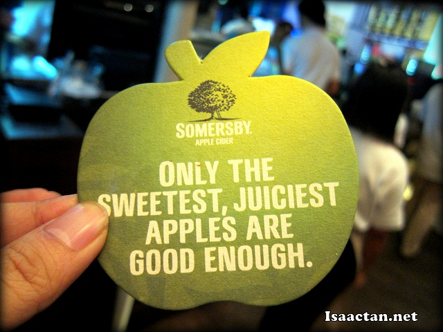Somersby Apple Cider Garden Party Pavilion KL