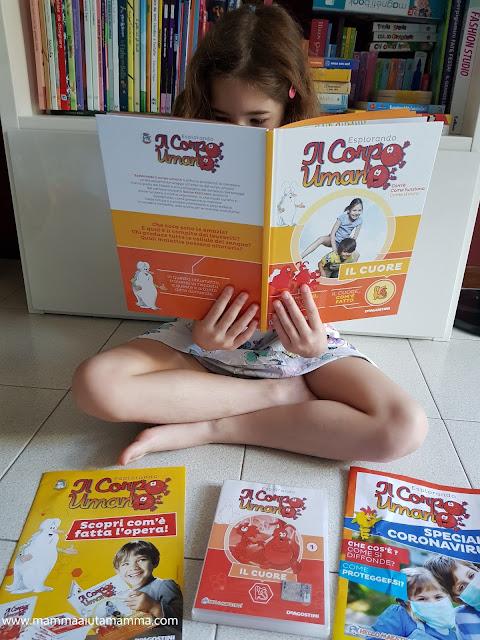 """La collezione per bambini e ragazzi: """"Esplorando il Corpo Umano"""""""