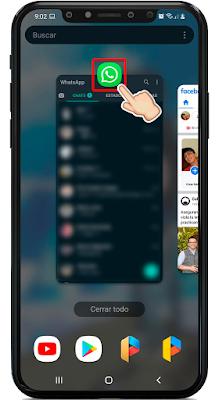 como dividir la pantalla en Android
