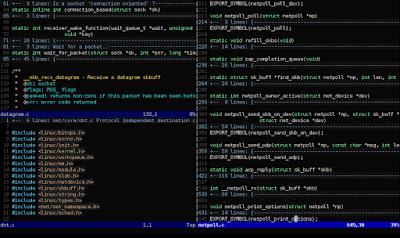 Vim-coding-editor
