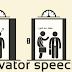 Elevator pitch بالعربي
