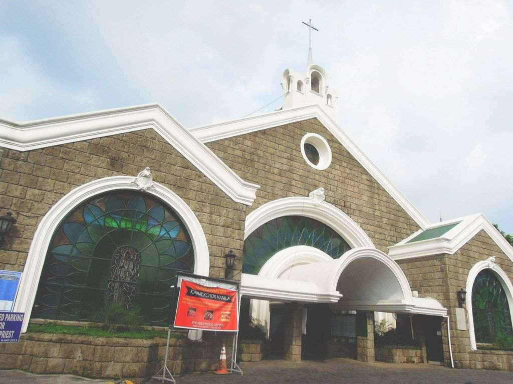 Visita Iglesia to the Parish of the Hearts of Jesus and Mary