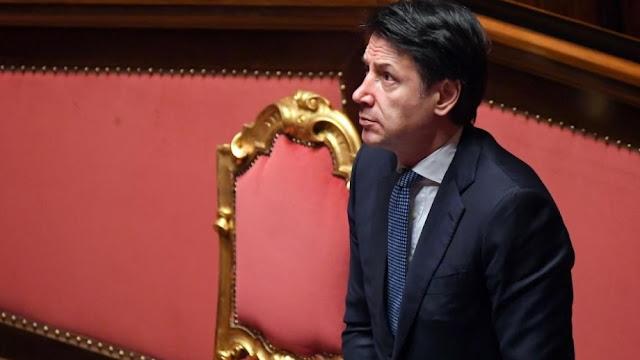 """رئيس الحكومة الايطالية جوزيبي كونتي في حوار خاص مع الجزيرة يقول:"""" النظام الصحي الإيطالي لم يكن مؤهلا للتعامل مع جائحة مثل كورونا"""""""