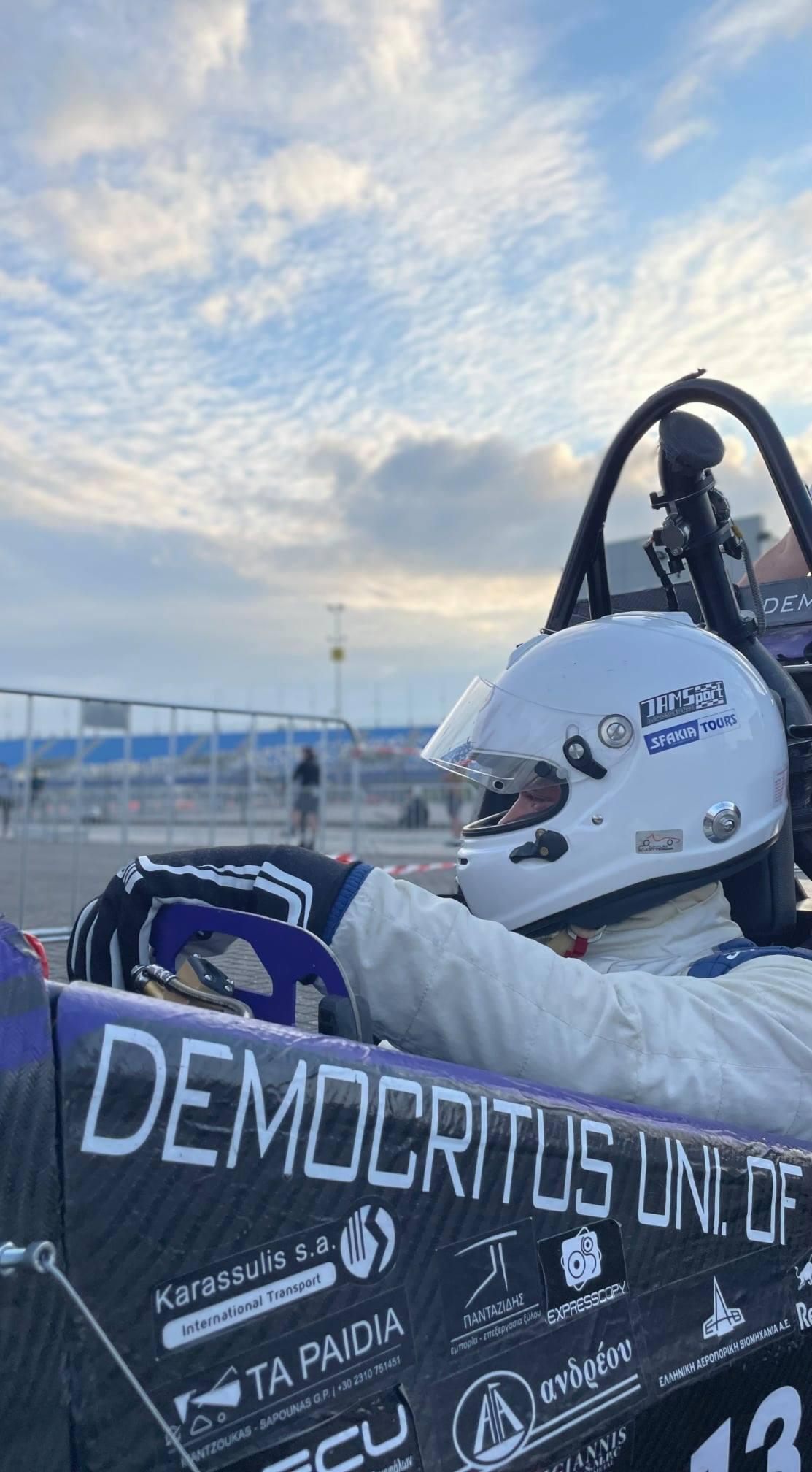 Νέα διάκριση για την Democritus Racing Team