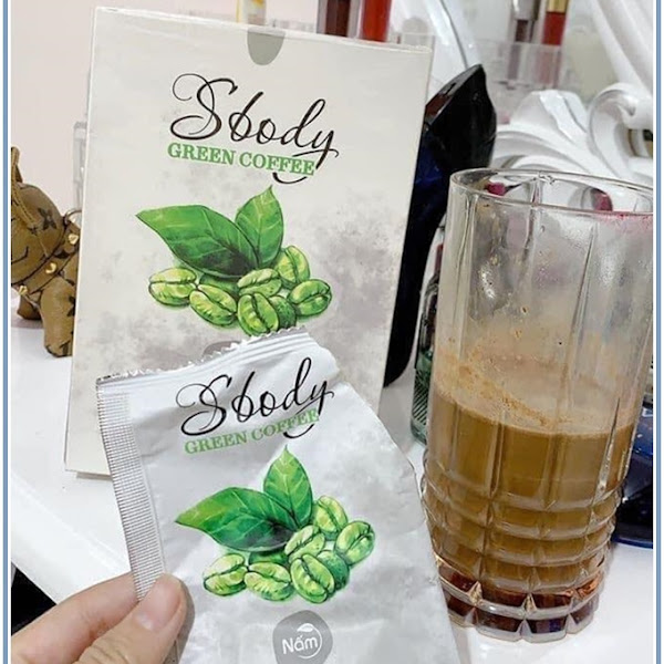 Giảm cân Sbody Green Coffee hiệu quả nhanh chỉ sau 12 ngày