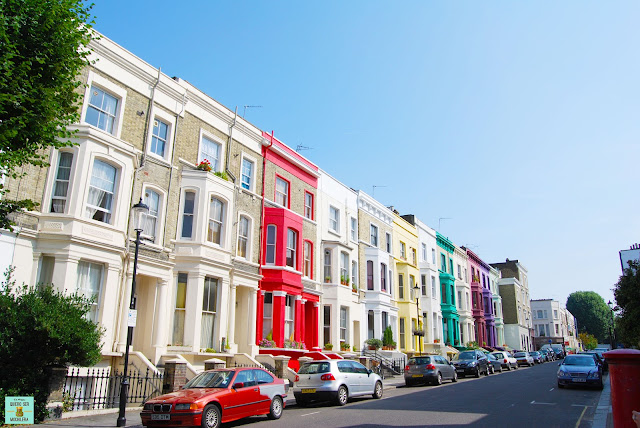 Notting Hill en Londres