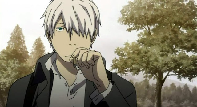 Anime Mirip Spirited Away - Mushishi