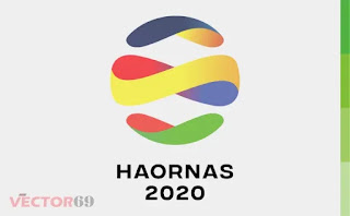 Logo Hari Olahraga Nasional (HAORNAS) 2020 - Download Vector File CDR (CorelDraw)