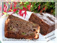 http://gourmandesansgluten.blogspot.fr/2014/10/gateau-la-farine-de-chataigne-figues.html
