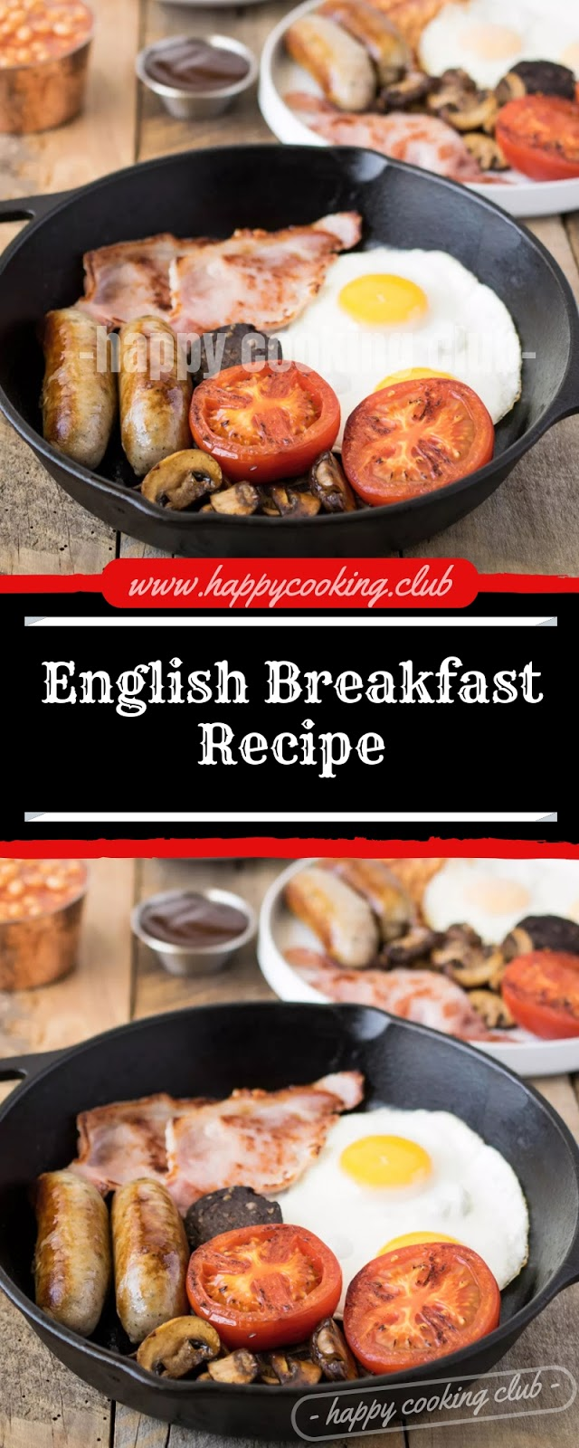 English Breakfast Recipe