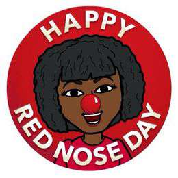 Red Nose Day Wishes Images download