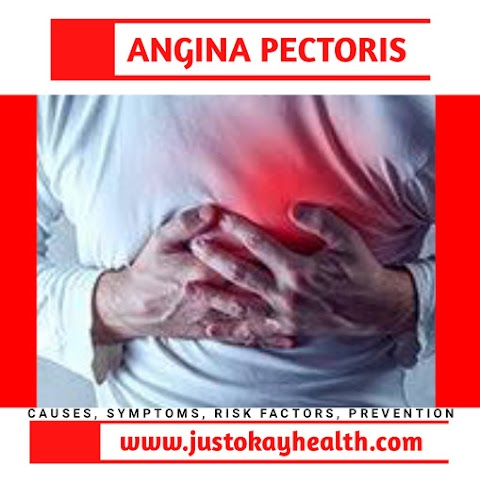 Angina pectoris - risk factors and prevention