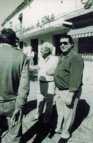 LUIS EL ZAMBO, CANTAOR GITANO, FLAMENCO