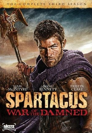 Download Spartacus 3 War Of The Damned Video Movie