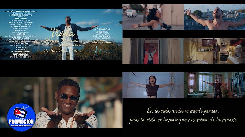 Mandi Miranda y su Sonorahabana - ¨Vívela¨ - Videoclip - Director: Víctor Vinuesa (Vitiko). Portal Del Vídeo Clip Cubano. Música popular cubana. Cuba.