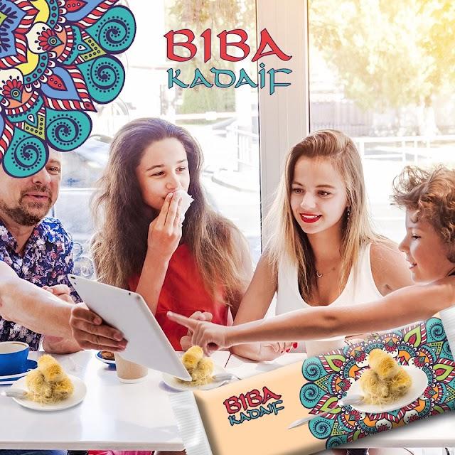 BIBA KADAIF - NOVO U PONUDI