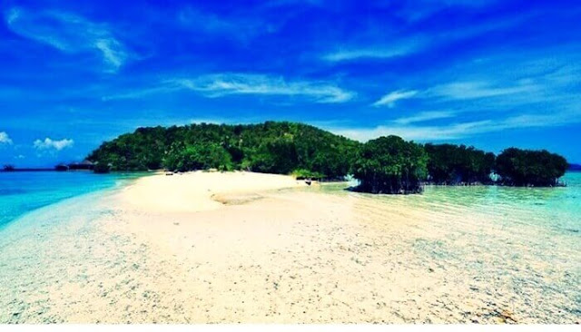 pulau salah nama sumatera utara
