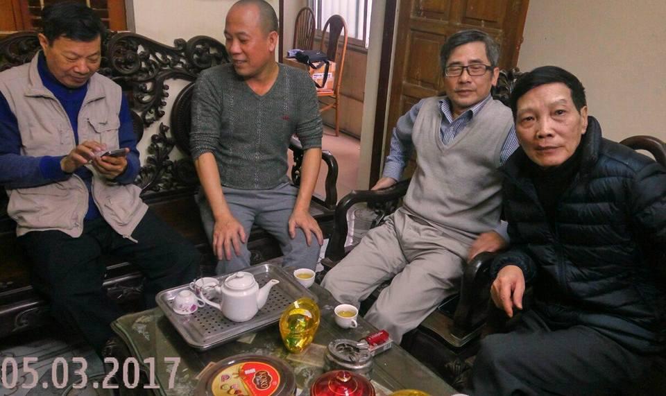 Kết quả hình ảnh cho Đặng Xuân Xuyến và bạn văn