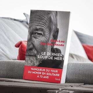 """Jean-Luc Van Den Heede se raconte dans """"Le dernier loup de mer"""""""