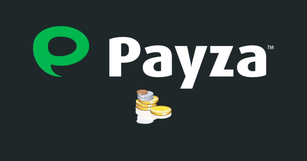التسجيل في payza