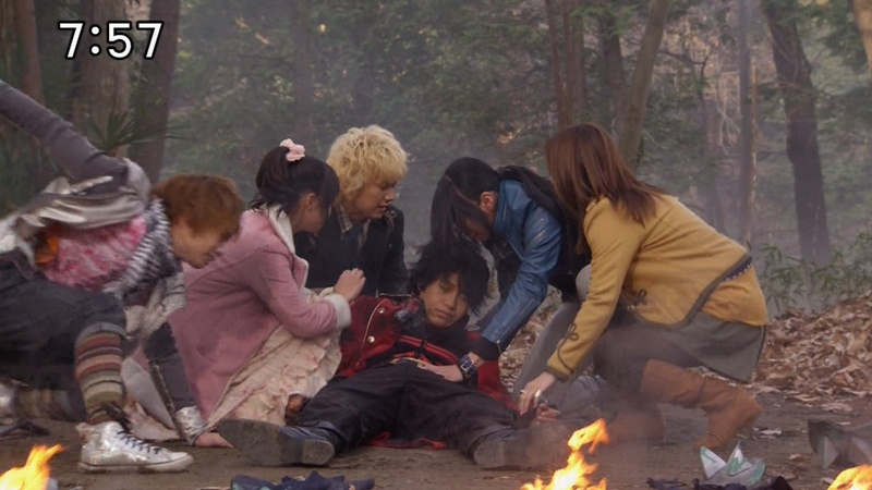 Kamen Sentai: Gokaiger Episode 46 Review: Trust In Each Other