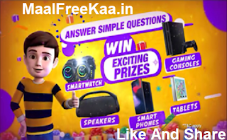 Rudra Cartoon Contest