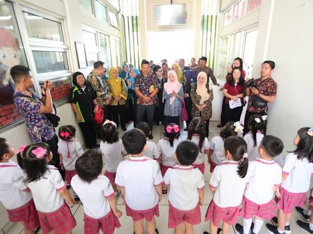 Empat Sekolah Wakili Kota Bandung di LSS Tingkat Jawa Barat 2019