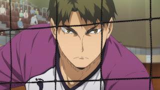 ハイキュー!! アニメ 3期1話 牛島若利   Karasuno vs Shiratorizawa   HAIKYU!! Season3