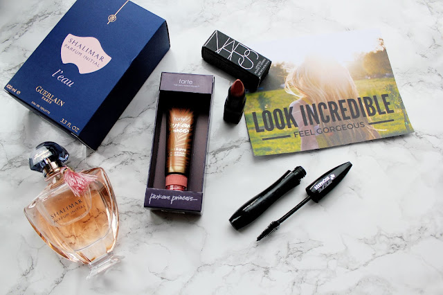 Look Incredible Deluxe March Beauty Box Review