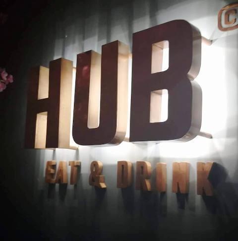 HUB Eat & Drink, em Botafogo