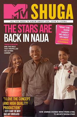 Nigeria's Timini Egbuson, Sharon Ezeamaka, And Jemima Osunde Return For MTV Shuga Season 6