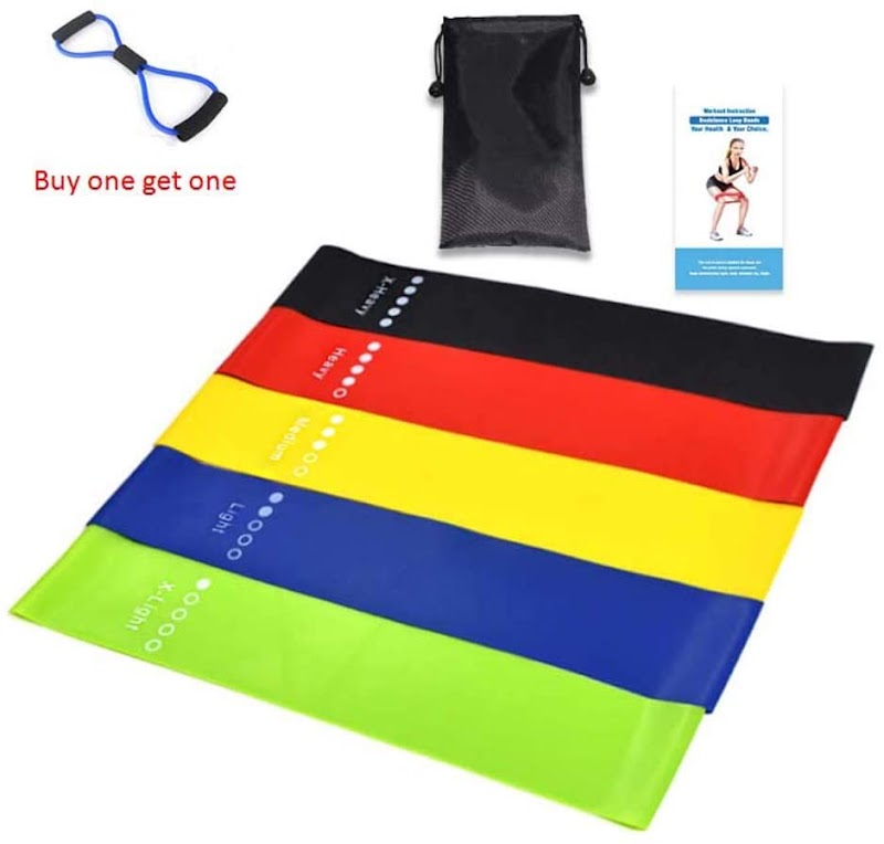 50% OFF  Yoga exercise resistance band