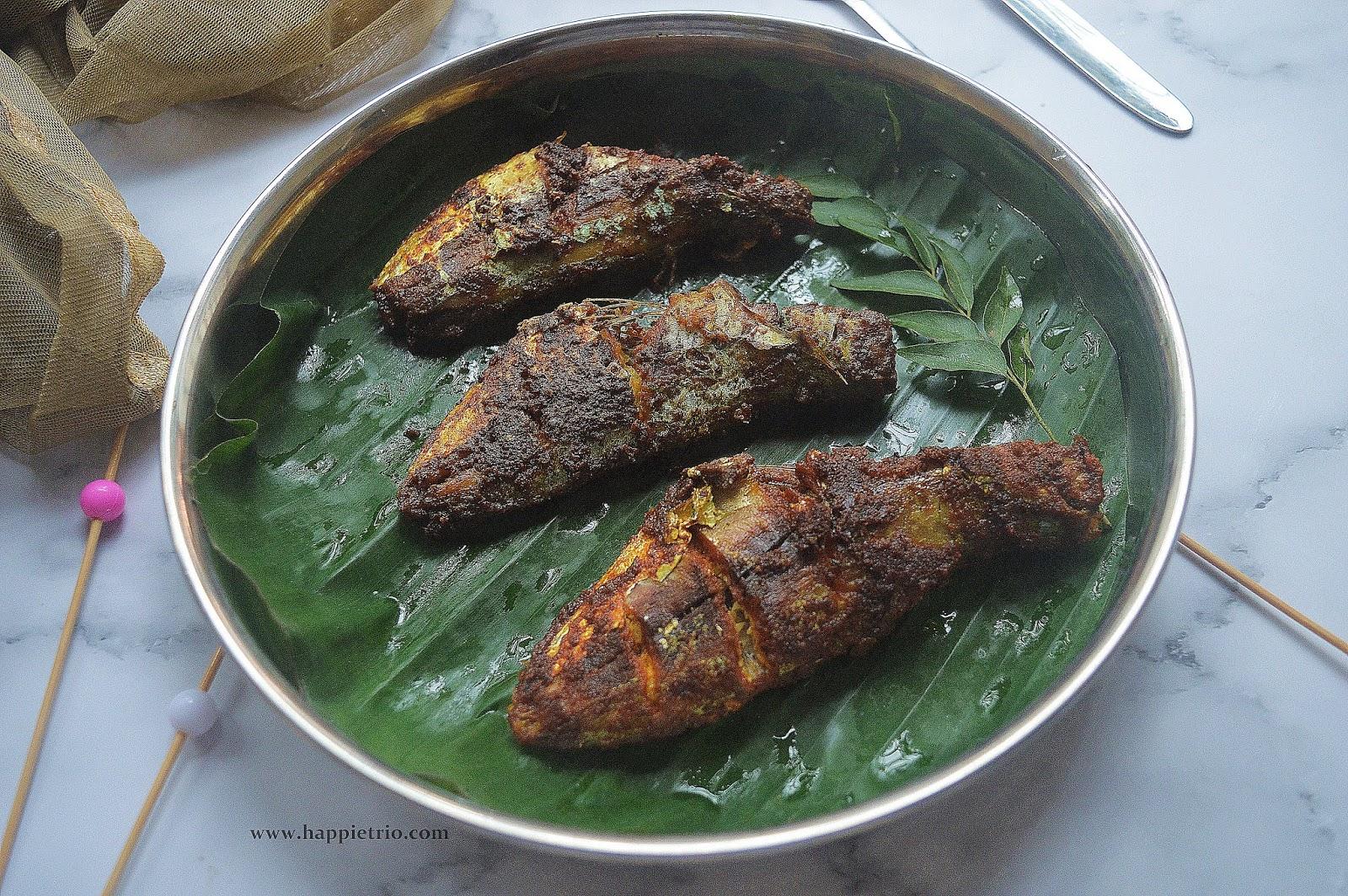 Ayala Meen Varuval |  Mackerel Fish Fry | Fish Fry