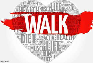 Why walk is necessary