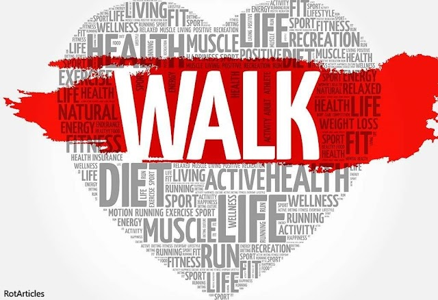 Why walk is necessary?