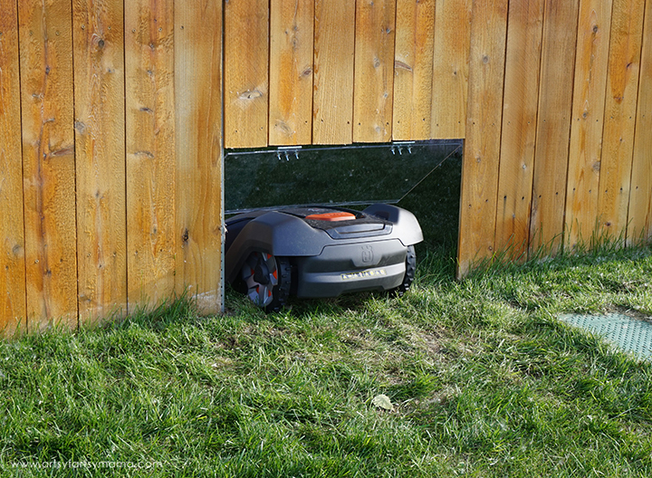 Summertime Lawn Care Tips #Automower #AutomowerFirst