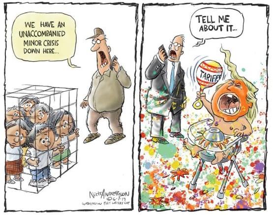 Bado's blog: Newspaper editorial cartoons face 'existential threat'