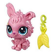 LPS Series 5 Lucky Pets Fortune Cookie Marlowe (#No#) Pet