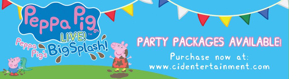 Peppa Pig's Big Splash! | Mommy Katie