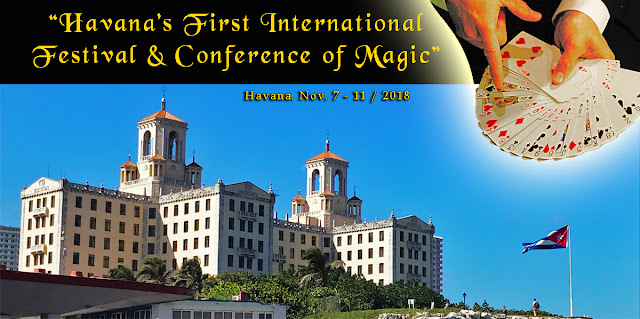 Conference of Magic Havana, Cuba