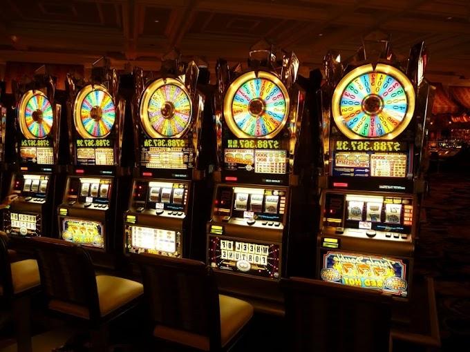 Bermain Slot Online yang Menyenangkan Serta Memberi Keuntungan